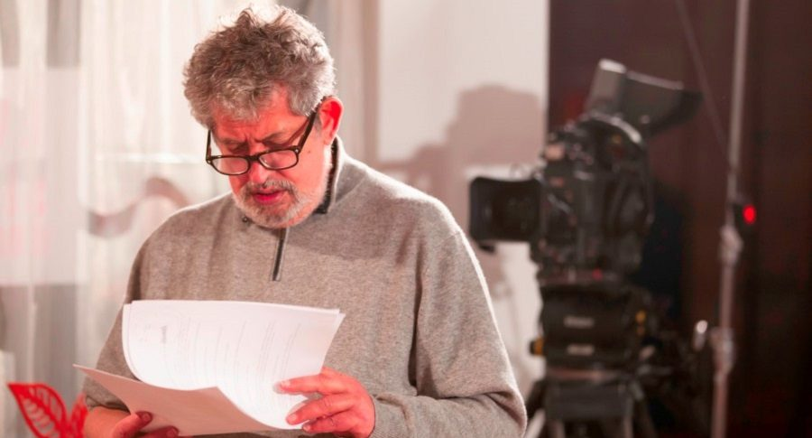 Alí Humar, director de 'Sábados felices'.