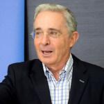 Hugo Ospina y Álvaro Uribe