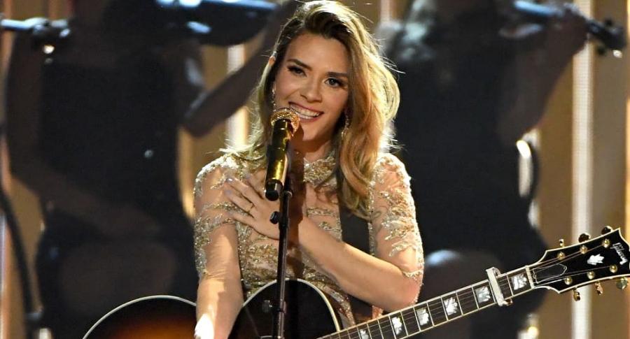 Kany García, cantante.