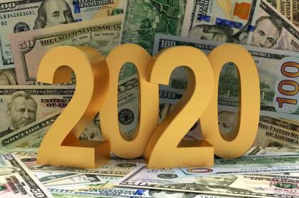 Dólar en 2020