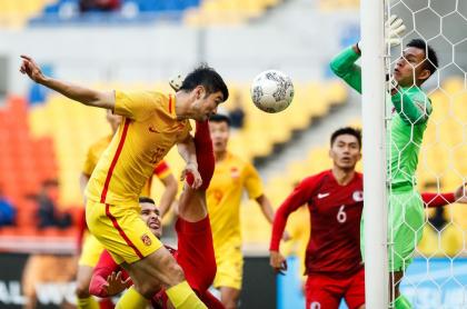 Fútbol chino