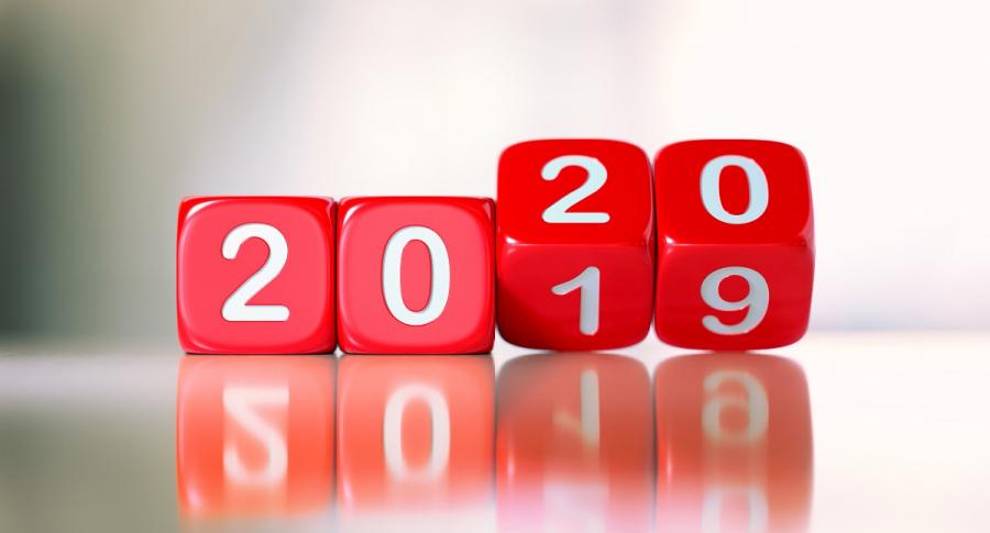 Dados con los años 2019 y 2020