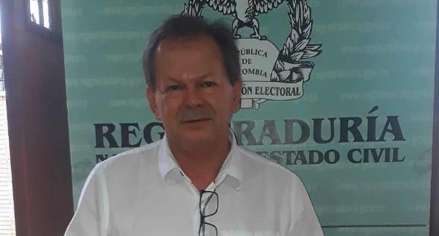 Hernán Agredo Acevedo