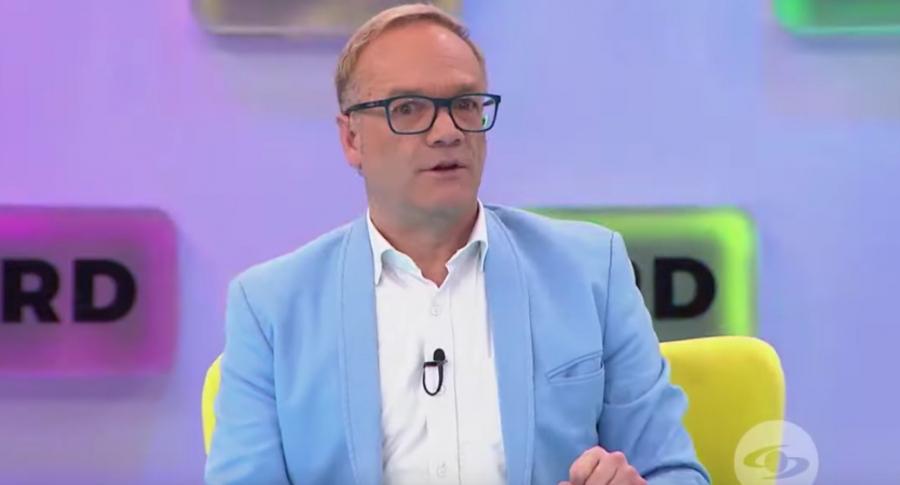 Carlos Giraldo, presentador de 'La Red'.