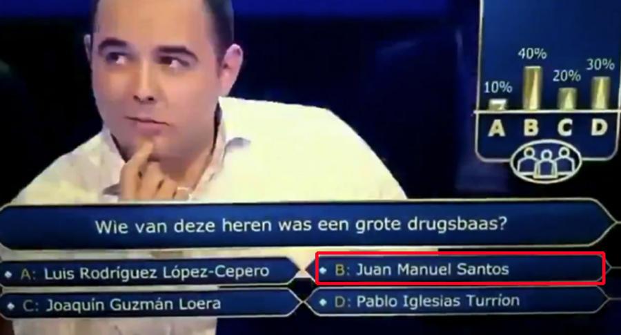'Quién quiere ser millonario' Holanda.