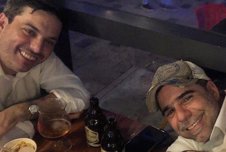 Simón Gaviria y Alejandro Char