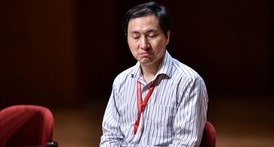 He Jiankui, científico chino que modificó bebés genéticamente