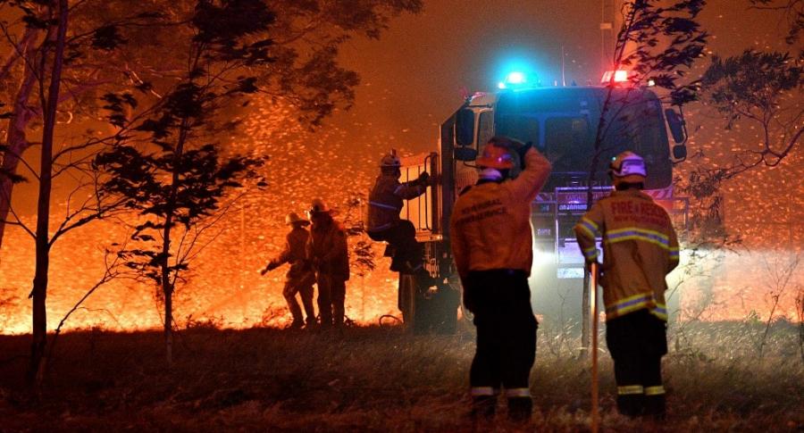 Incendios en Australia diciembre de 2019