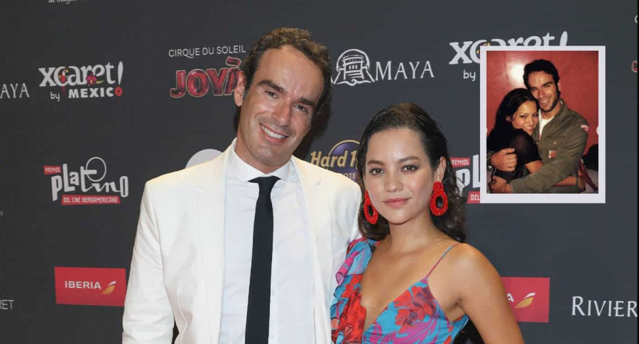 Juan Pedro San Segundo y Natalia Reyes
