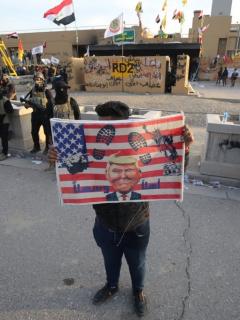 Aunque Trump lo ocultó, retaliación de Irán contra EE.UU. en Irak sí dejó heridos