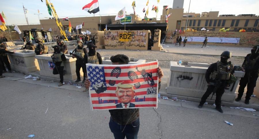 Embajada de Estados Unidos en Irak