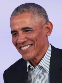 Natalia Reyes / Barack Obama