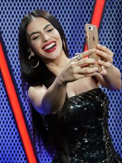 Jessica Cediel, presentadora, y su exprometido, Leo Sarria.