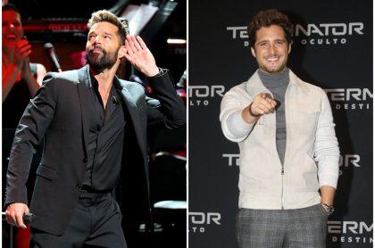 Ricky Martin / Diego Boneta