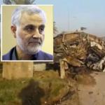 Bombardeo a Soleimani en Bagdad