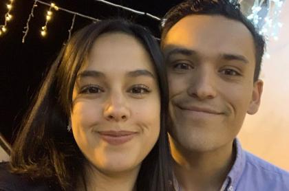 Ana María Estupiñán y Mattias Bylin