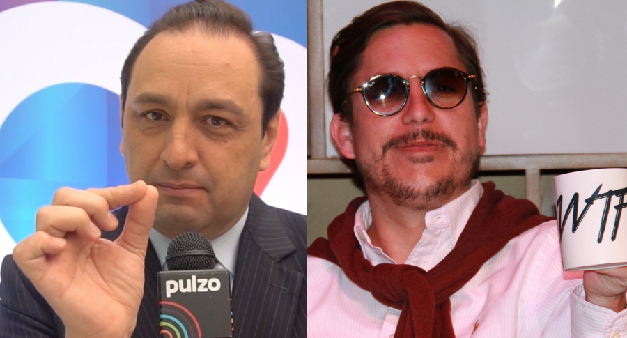 Jorge Alfredo Vargas y 'Juanpis' González