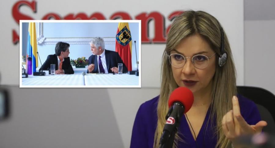 Vicky Dávila, revista Semana