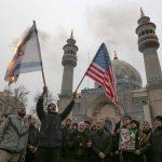Conflicto iraní.