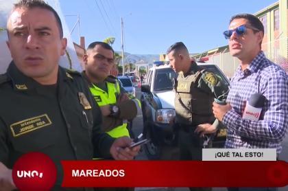 Intendente de Policía en Guasca
