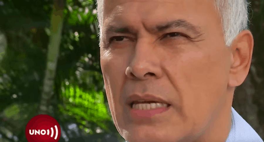 Fiscal José Fredy Restrepo.