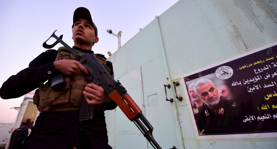Soldado iraní