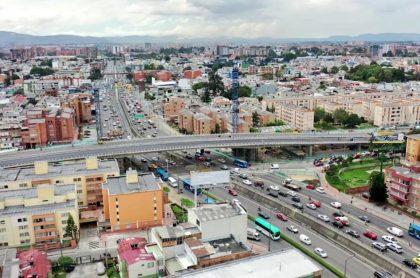 Calle 63 con Av. Boyacá, en Bogotá