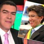 Eduardo Luis López y Claudia López