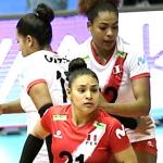 Selección Perú de voleibol femenino