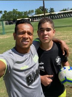 Fredy y Daniel Guarín