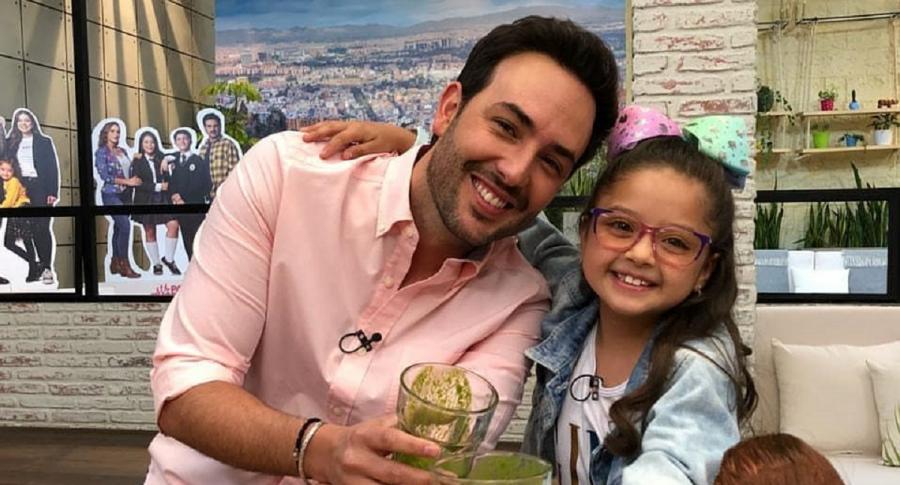 Sebastián Martínez y Hanny Vizcaino
