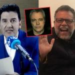 Néstor Morales, 'Popeye' y padre Alberto Linero