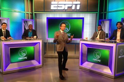 ESPN,Germán Arango
