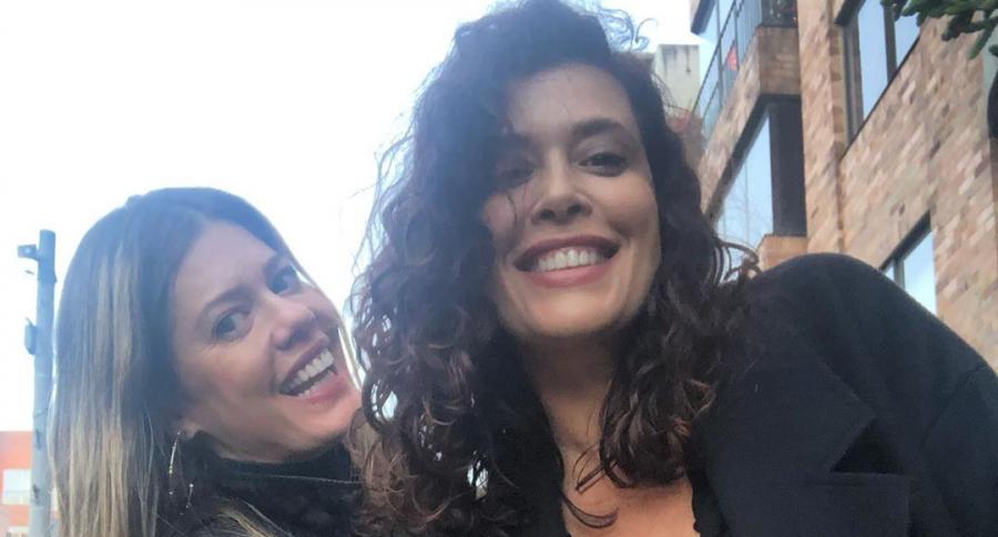 Lorna y Angie Cepeda