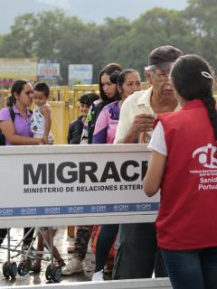La culpa del desempleo en Colombia la tiene la masiva llegada de venezolanos, según Duque
