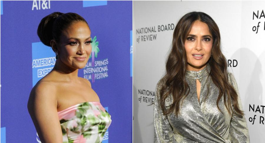 Jennifer Lopez / Salma Hayek