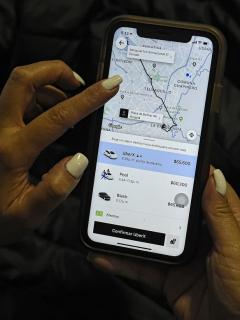 ¿Usuarios tienen que responder en caso de accidente? Conductor de Uber explica el tema