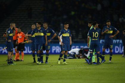 Jorman Campuzano en Boca Juniors