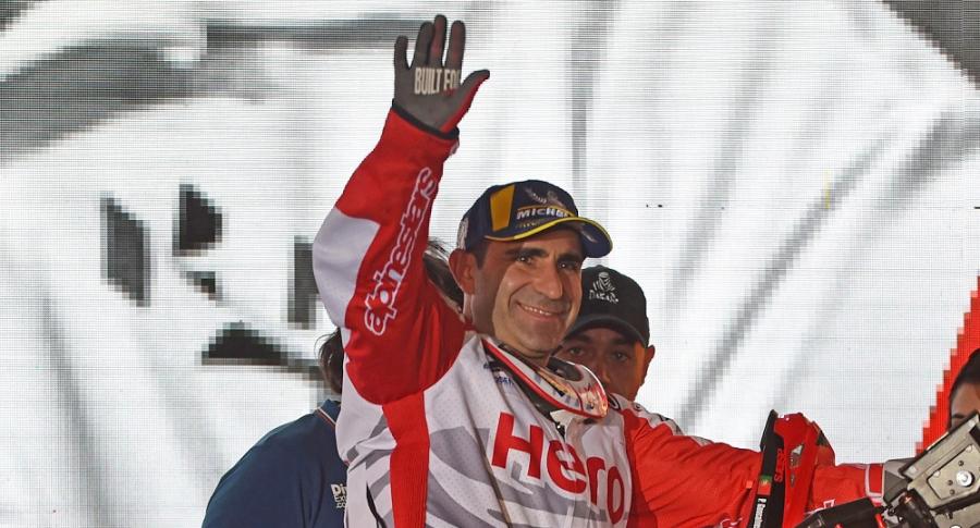 Paulo Gonçalves.