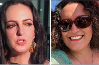 María Fernanda cabal y Angélica Lozano