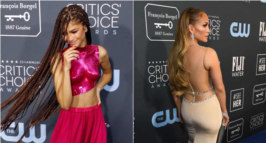 Zendaya / Jennifer Lopez