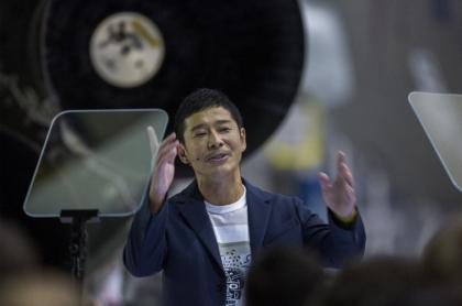 Multimillonario japonés.