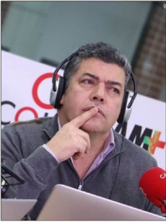 Gustavo Gómez y Jaime Granados
