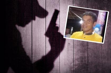 Jorge Luis Betancourt, líder social asesinado