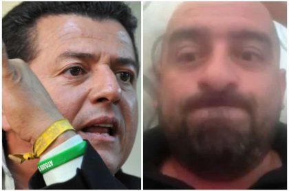 Hugo Ospina y Freddy Contreras