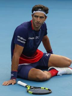 Suspenden por dopaje a tenista colombiano Robert Farah, campeón de Wimbledon