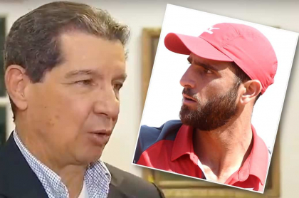 José Félix Lafourie y Robert Farah