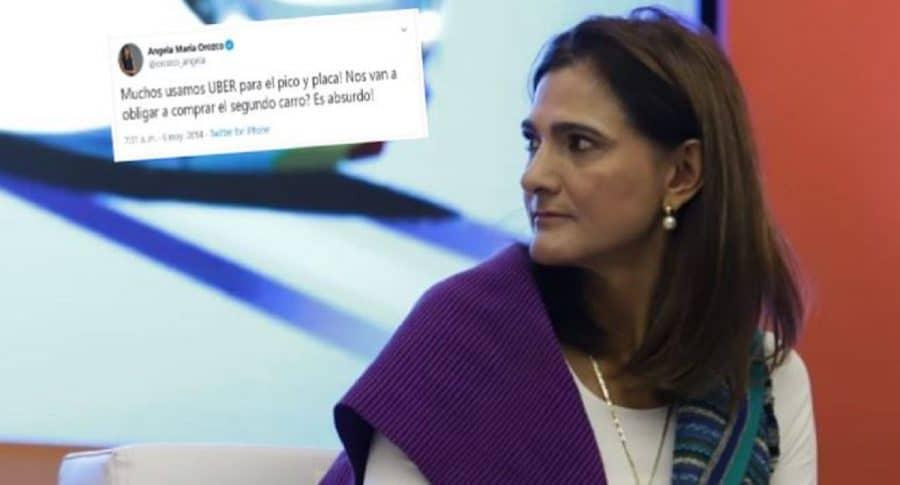 Trino de Ángela María Orozco