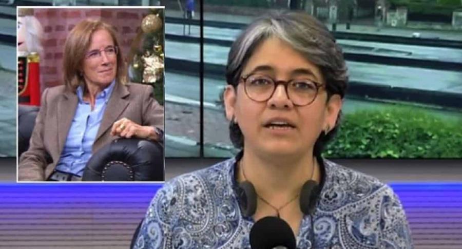 Yolanda Ruiz y Salud Hernández