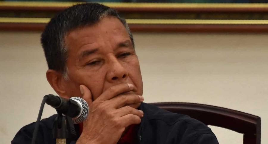 Nicolás Rodríguez Bautista, alias 'Gabino'.
